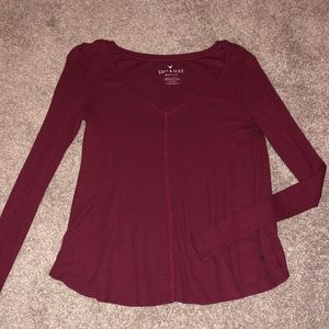 American Eagle, Soft and Sexy, waffle fabric
